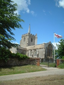 St George's Church, Anstey